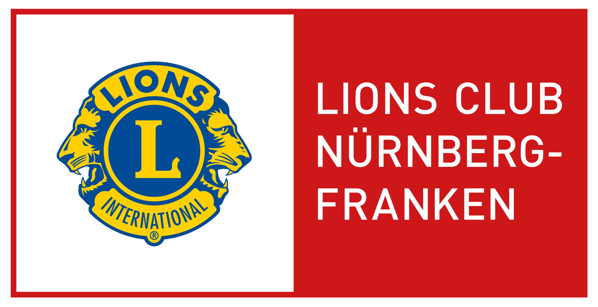 Lions Club Nürnberg-Franken Logo